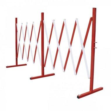 Recinzione metallica a forbice fino a 4 metri