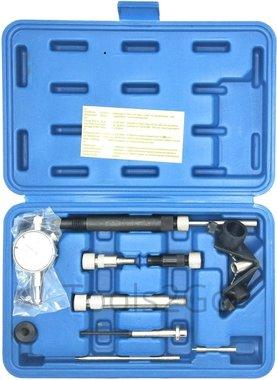 Dispositivo per l'impostazione della pompa di iniezione diesel