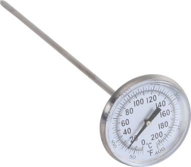 Termometro con sensore per il kit di prova della pressione del radiatore