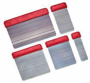 Set di coltelli da stucco per carrozzeria 5 pezzi