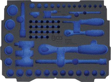 Modulo di inserimento valigetta per Art. BOXSYS1 & 2 vuote per l'art. 3351