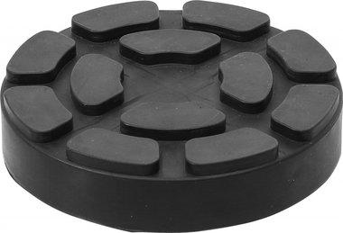 Disco in gomma per piattaforme elevatrici dia 100 mm