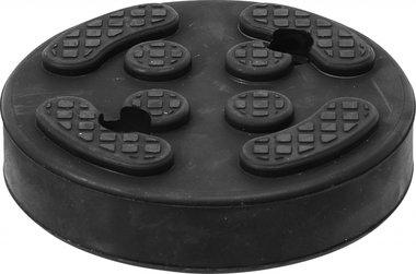 Disco in gomma per piattaforme di sollevamento Ø 120 mm