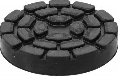 Disco in gomma per piattaforme di sollevamento Ø 130 mm