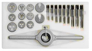 Set di filettatura in miniatura da m1 a m2,5 - 30 pezzi