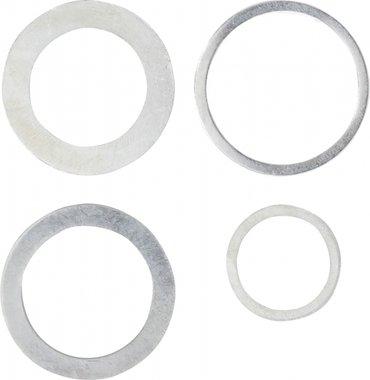 Set di anelli di riduzione 4-dlg