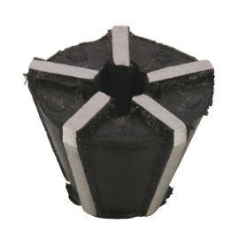 Pinze di serraggio flessibili in gomma