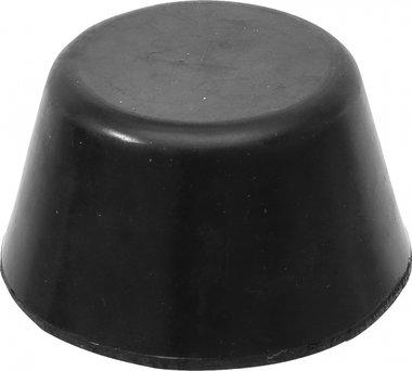 Tampone in gomma per piattaforme di sollevamento diametro 105mm