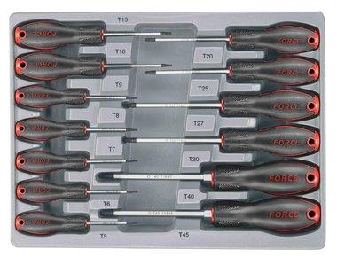 Set cacciavite Torx 13 pezzi