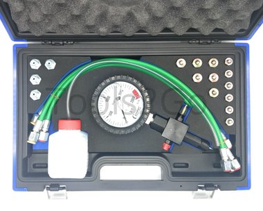 Tester ad alta pressione Common Rail, max 2000 bar