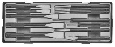 Set di scalpelli e penne 13 parti