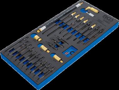 Serie di adattatori per tester compressione e pressione 30 pz