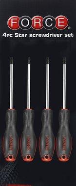 Set cacciavite Torx 4 pezzi