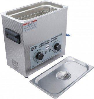Vasca lavaggio minuteria a ultrasuoni 6,5 l
