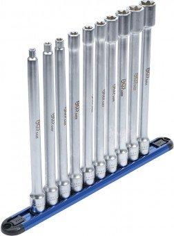 Serie di bussole profilo E XXL 10 mm (3/8) E6 - E20 10 pz