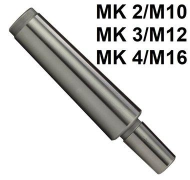 Mandrino conico mk con filo DIN228-A