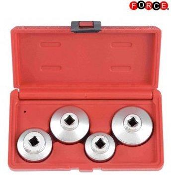 Tappi filtro olio 3/8 set 4 pezzi