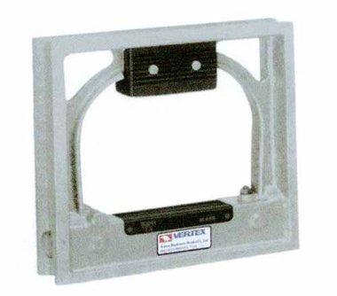 Livella di precisione a bolla d'aria della finestra 0,02 / 100 - 300mm