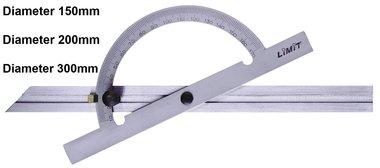 Grado d'arco / calibro di grado 10 - 170°