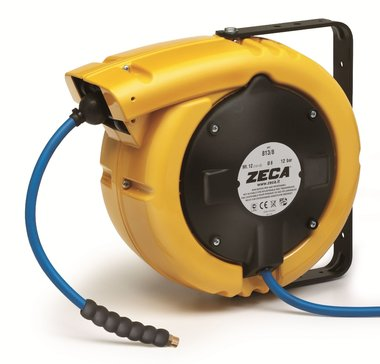 Avvolgitore d'aria in alluminio Zeca