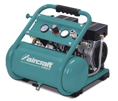 Compressore a bassa rumorosita 8 bar 8l 60l/min