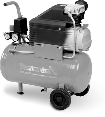 Tubo flessibile mobile del compressore 8 bar, 24 litri