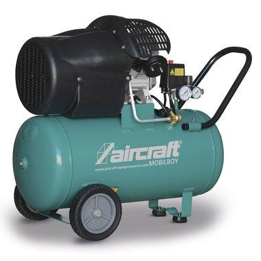 Compressore mobile 10 bar 50l 247l/min