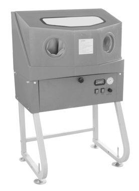 Cabina di pulizia ad alta pressione 8-14 litri