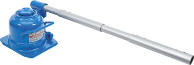 Martinetto idraulico di sollevamento extra piatto 10 t