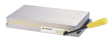 Piastra di serraggio magnetica con divisioni di pila medio-fine 450mmL