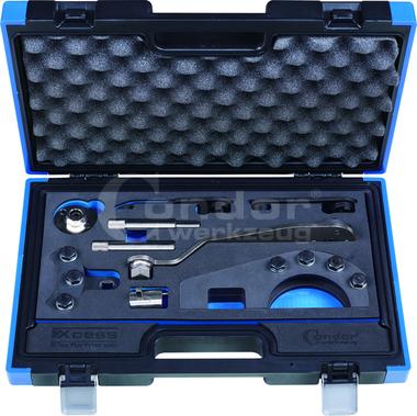 Kit di strumenti di fasatura, Audi / VW 2.5 + 4.9L TDI