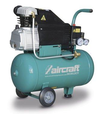 Compressore mobile 10 bar 25l 132l/min