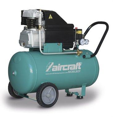 Compressore mobile 10 bar 50l 141l/min