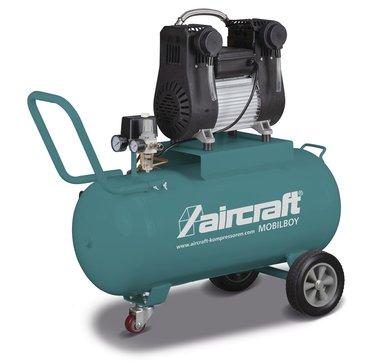 Compressore mobile a basso rumore 8 bar 90l 230l/min