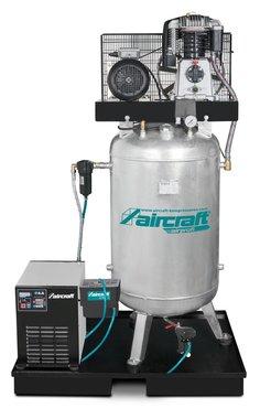 Compressore alternativo 10 bar - 270 L
