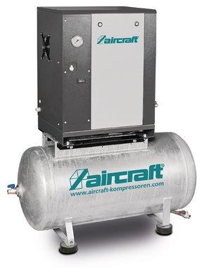Compressore a vite 4kw 10bar 200 litri 485l/min