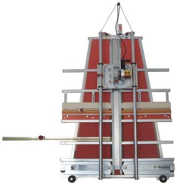 C4 - sezionatrice verticale