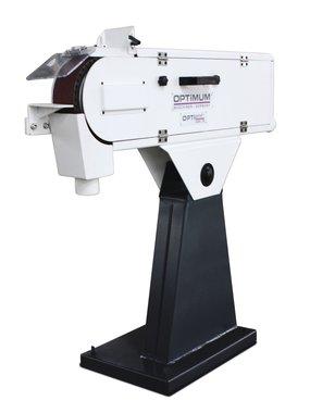 Levigatrice a nastro industriale 75x2000 mm