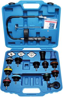 Set per test pressione sistemi di raffreddamento 18 pz