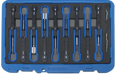 Set utensili di rimozione fascette per cavi per MAN, Volvo 14 pz