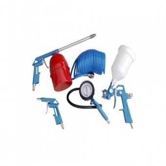 Kit di utensili pneumatici 5 parti