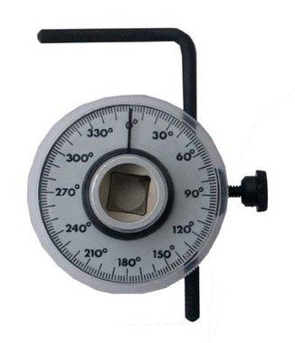 Angolo di rotazione calibro 12,5 mm (1/2) di azionamento