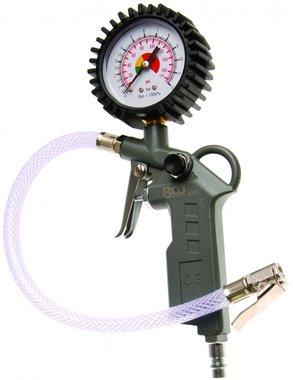 Gonfiaggio aria Pistol-Grip 0 - 8 bar