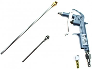 Pistola a pressione daria compressa in alluminio3 allegati