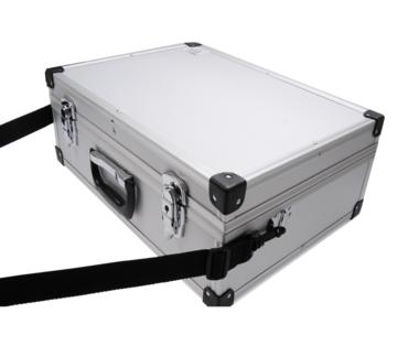 Custodia in alluminio 460 x 340 x 150 mm