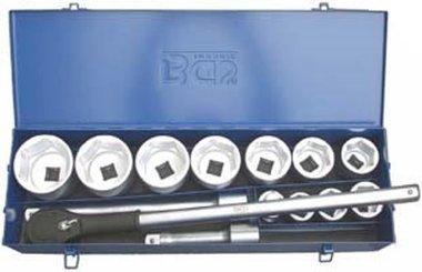 Set di chiavi a tubo, 1 pollice, 15 parti