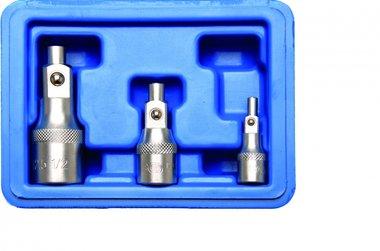 Set di prolunghe con supporto magnetico (1/4) / (3/8) / (1/2)