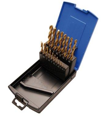 Cassetta di perforazione 19 dlg, rivestita in titanio