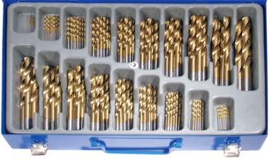 Cassetta di perforazione in titanio, 170 dlg laminato