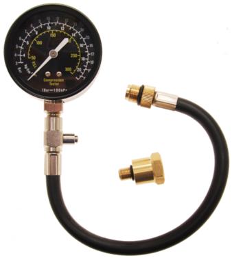 Manometro a compressione, 12  14 mm